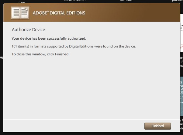 copy adobe digital editions to pdf